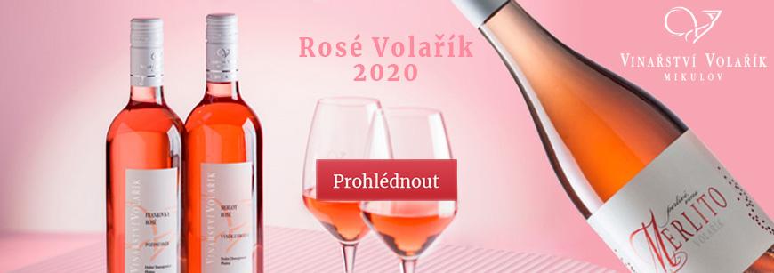 Rosé Volařík