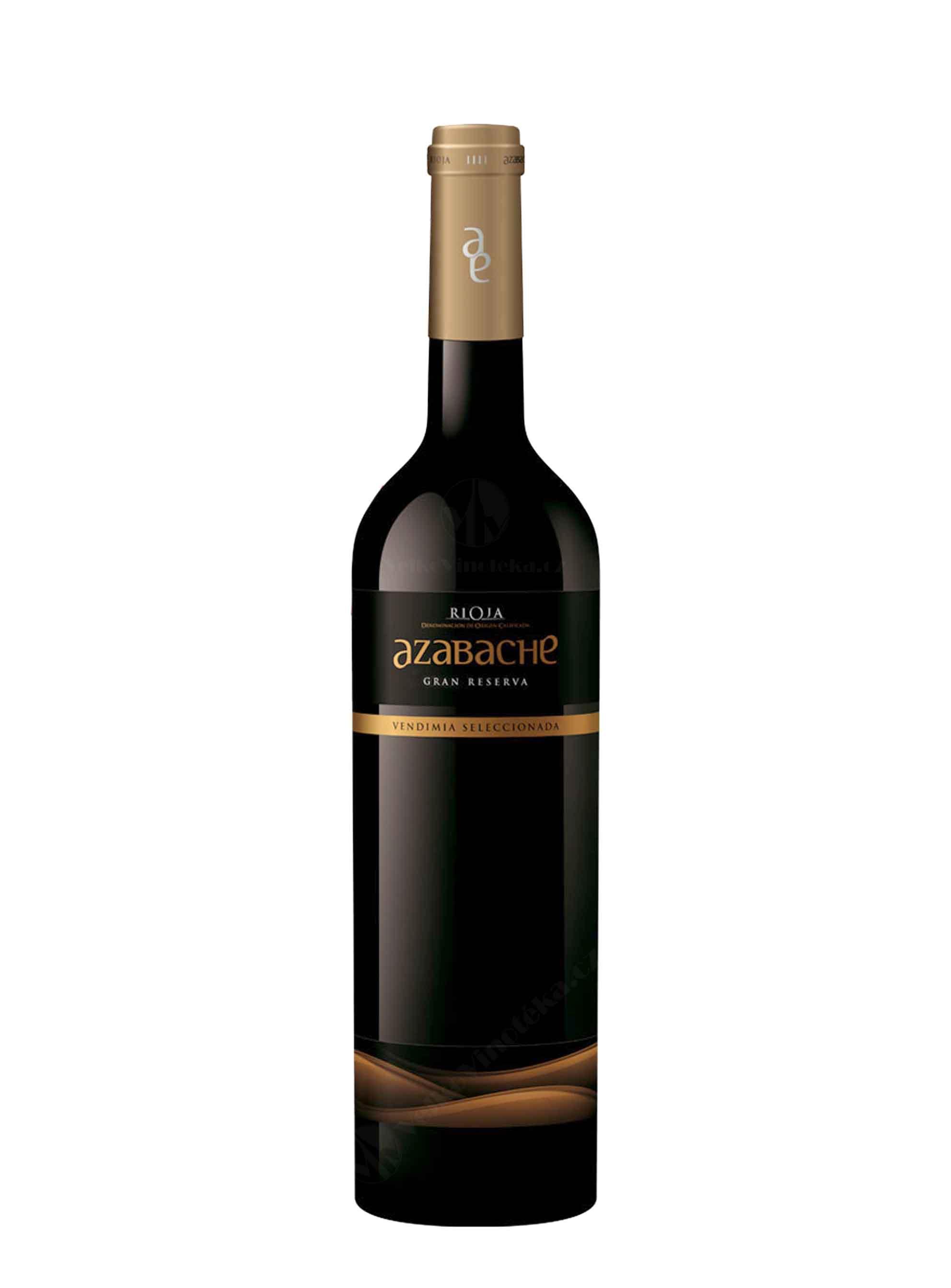 Cuvée, Azabache, DOCa Gran Reserva, 2006, Vinedos de Aldeanueva, 0.75 l