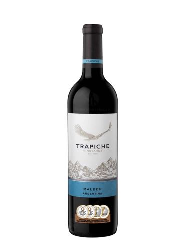 Malbec, Varietal Collection, 2017, Trapiche, 0.75 l
