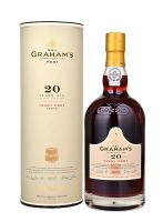 Portské, Tawny 20 years old, Graham´s Port, 0,75l
