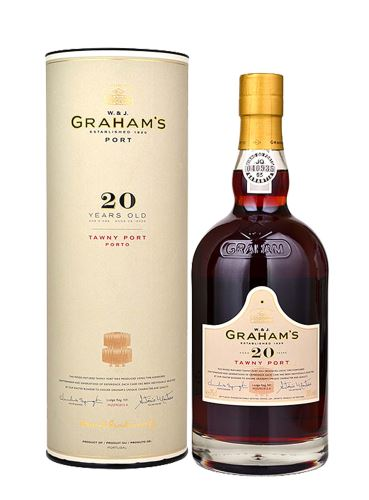 Portské, Tawny 20 years old, Graham´s Port, 0,75 l