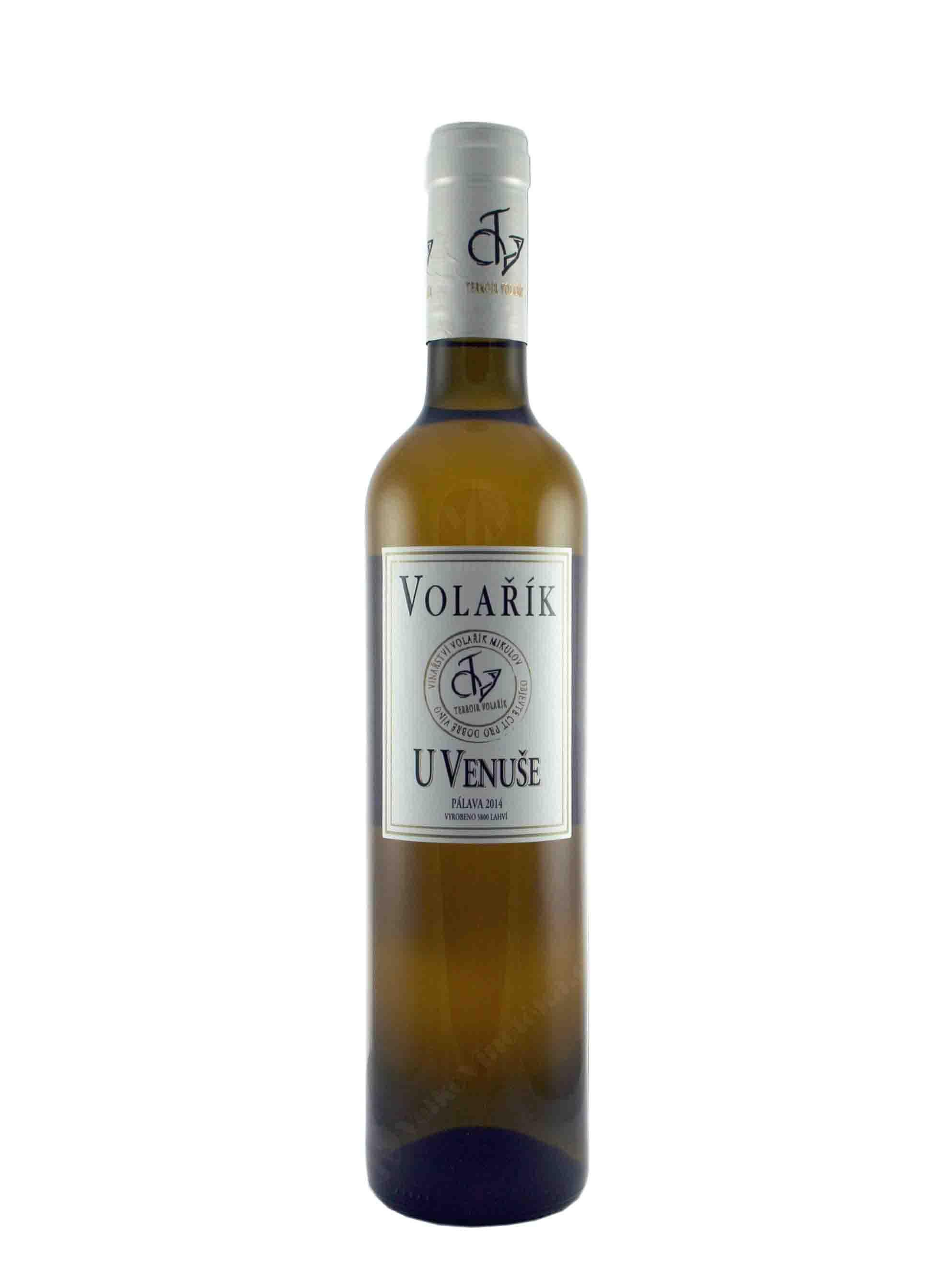 Pálava, Terroir U Venuše, Výběr z bobulí, 2014, Vinařství Volařík, 0.5 l