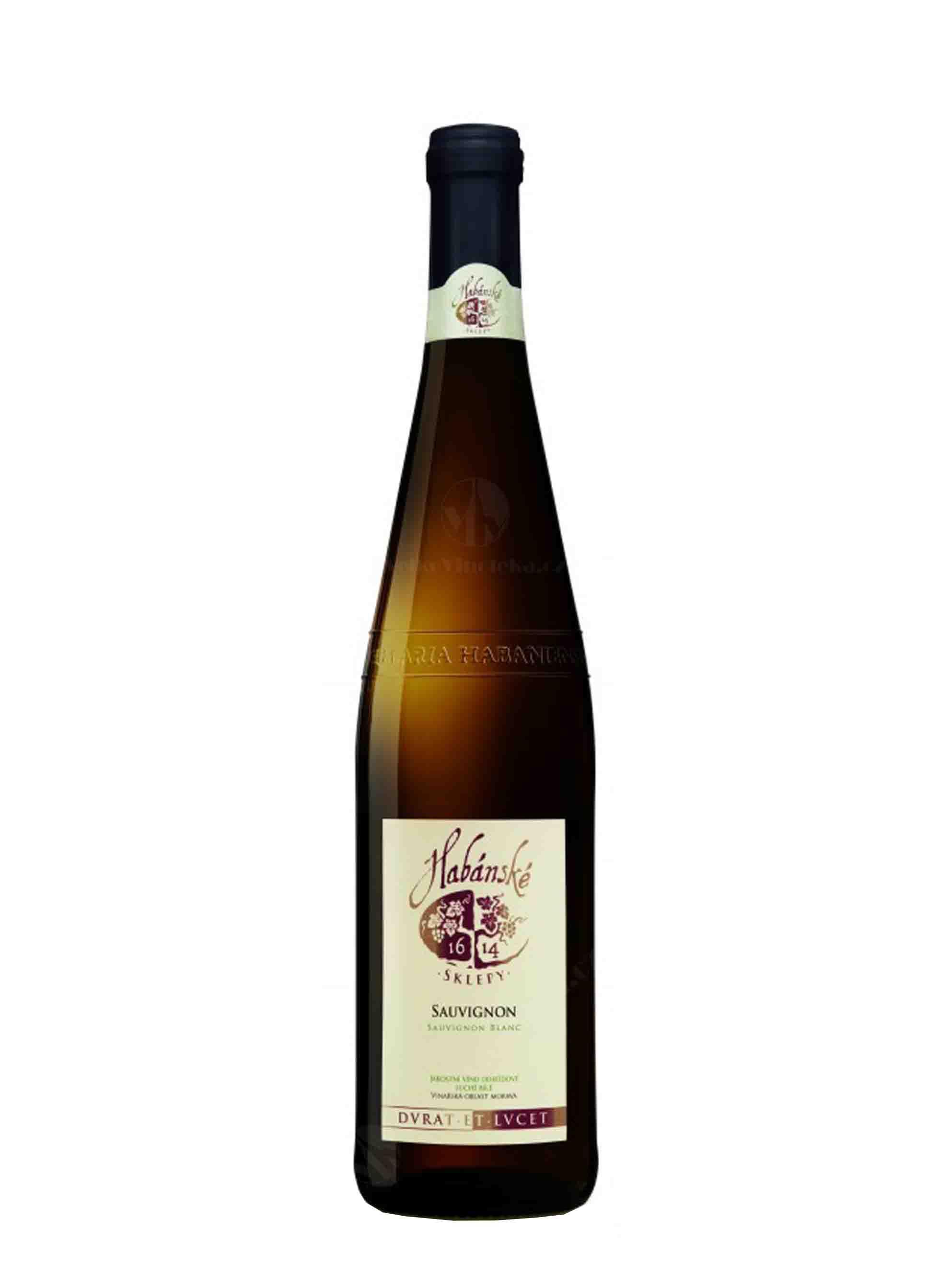 Sauvignon, Jakostní odrůdové, Habánské sklepy, 0.75 l