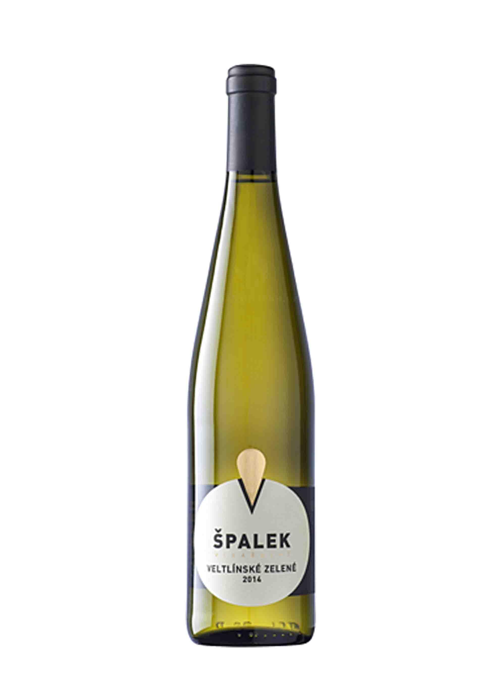 Veltlínské zelené, Jakostní odrůdové, 2014, Vinařství Špalek, 0.75 l