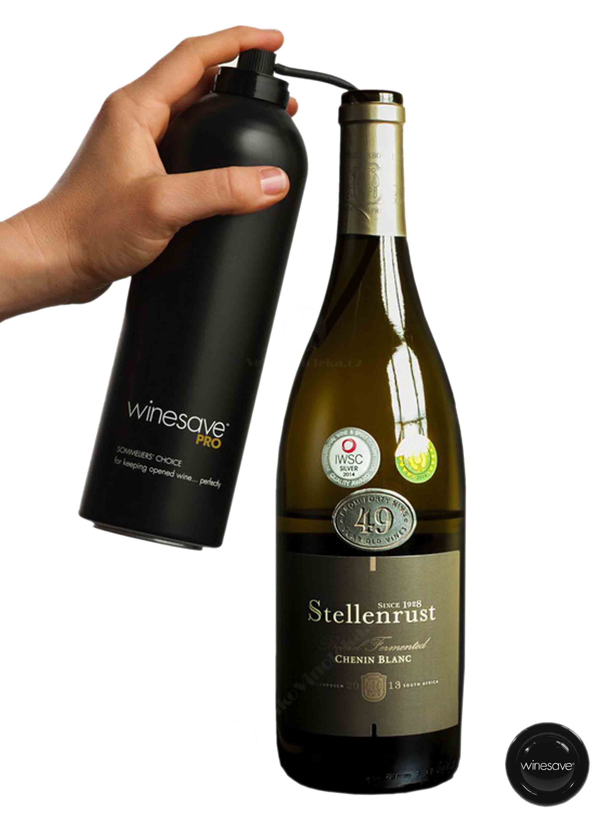 winesave® PRO + zátka