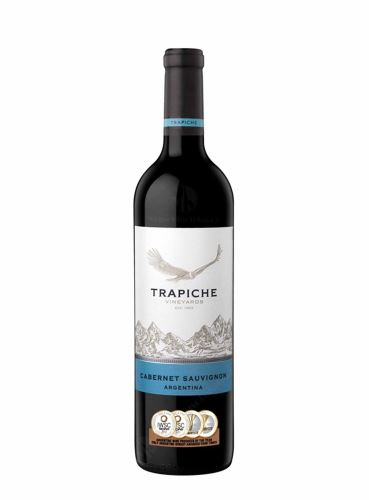Cabernet Sauvignon, Varietal Collection, 2017, Trapiche, 0.75 l
