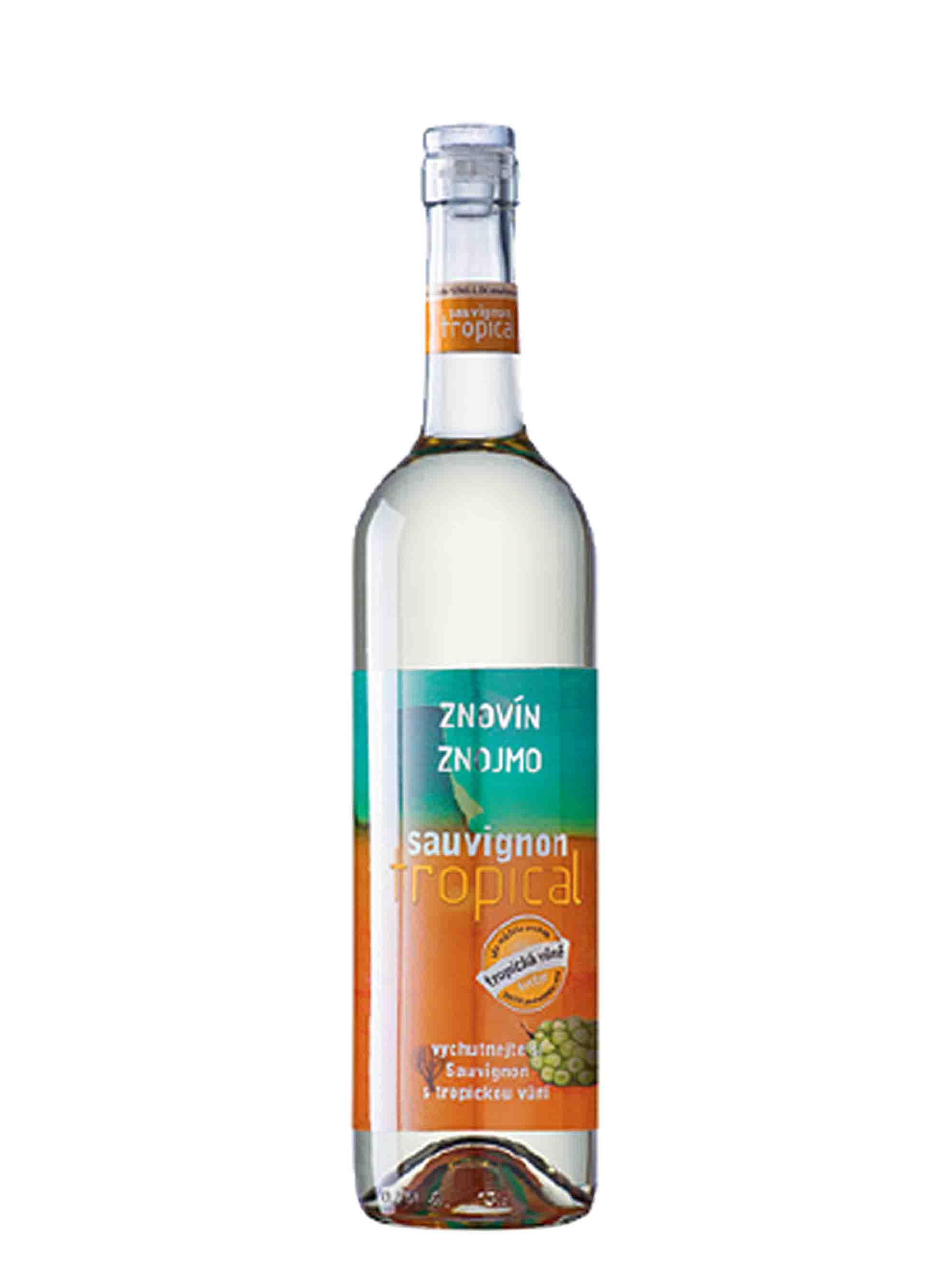 Sauvignon, Tropical, Pozdní sběr, 2015, Znovín Znojmo, 0.75 l