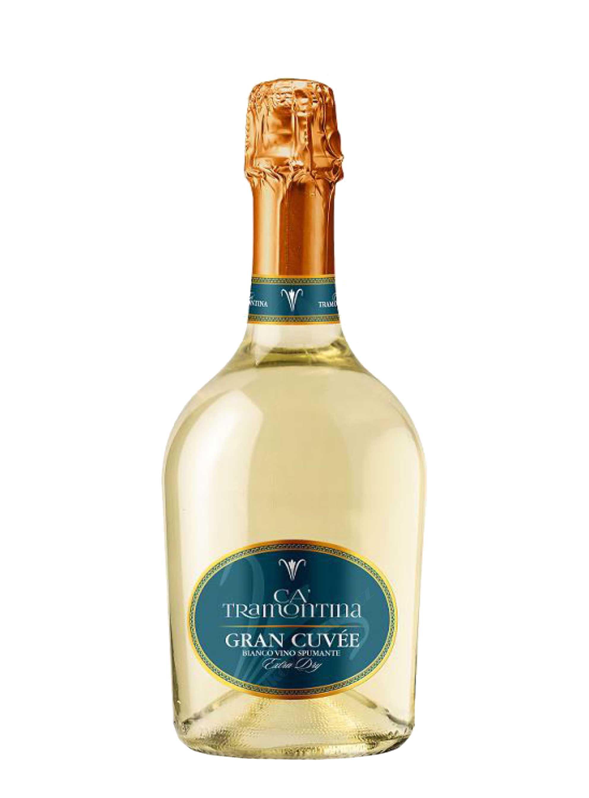 Gran Cuvée, Spumante, Extra Dry, Ca' Tramontina, 0,75 l