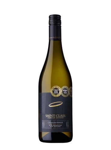 Chardonnay, Origin, 2017, Saint Clair, 0.75 l