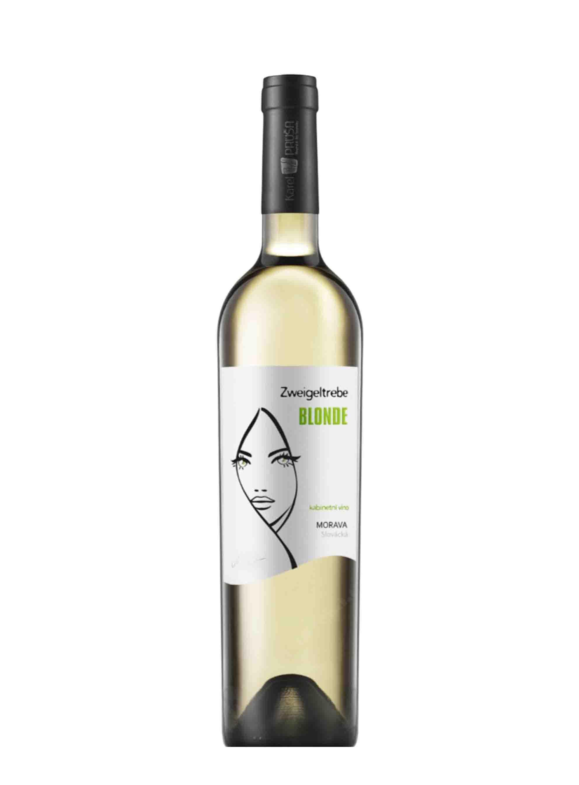 Zweigeltrebe, Blonde, Kabinet - Klaret, 2015, Karel Průša - Vinařství Na Soutoku, 0.75 l