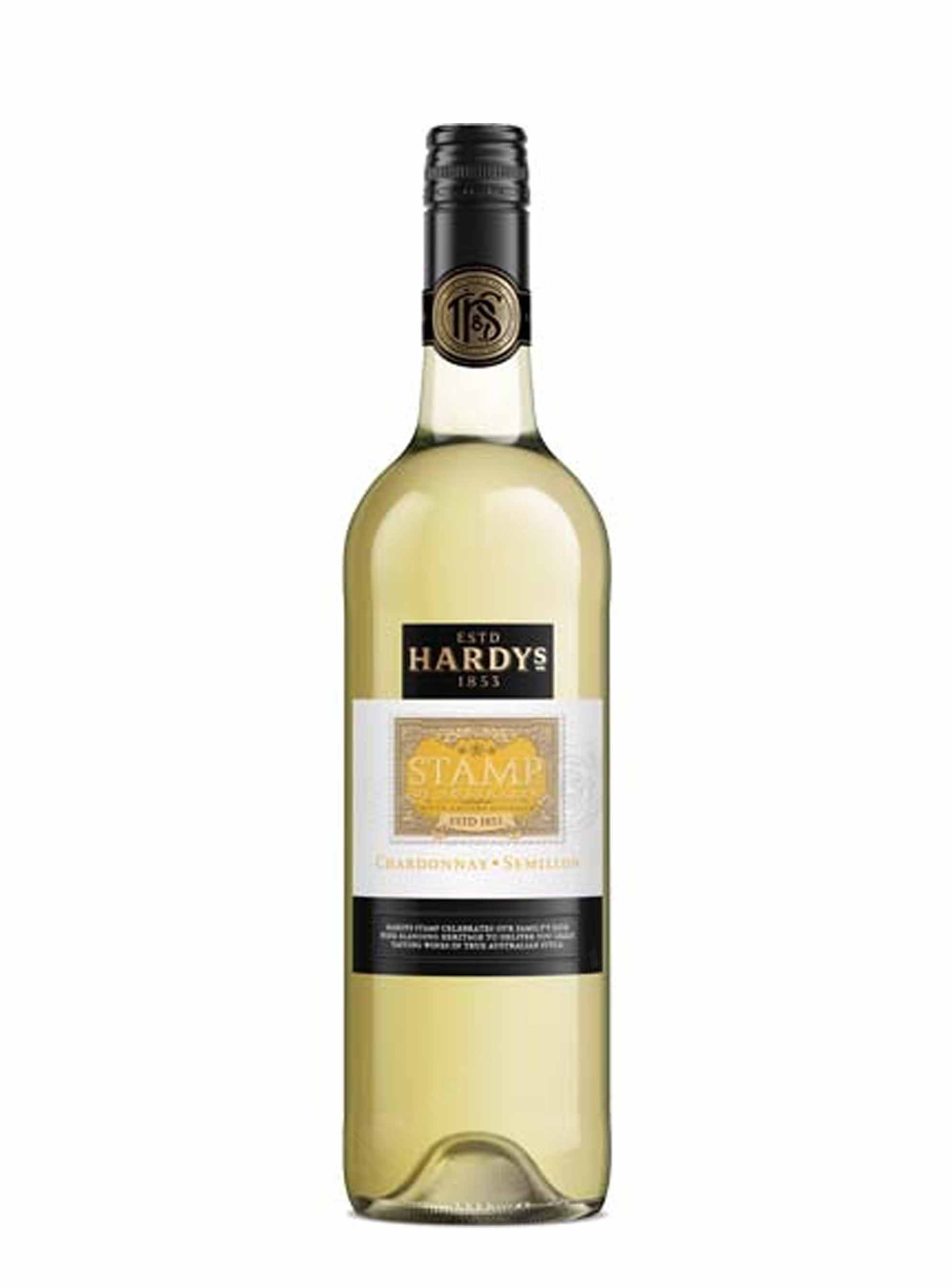 Cuvée, Stamp, 2014, Hardys, 0.75 l