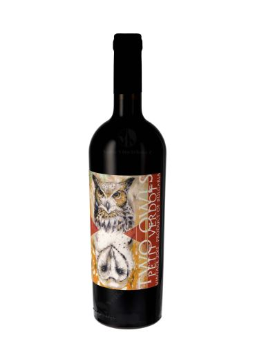 Petit Verdot, 2015, Two Owls, 0.75 l