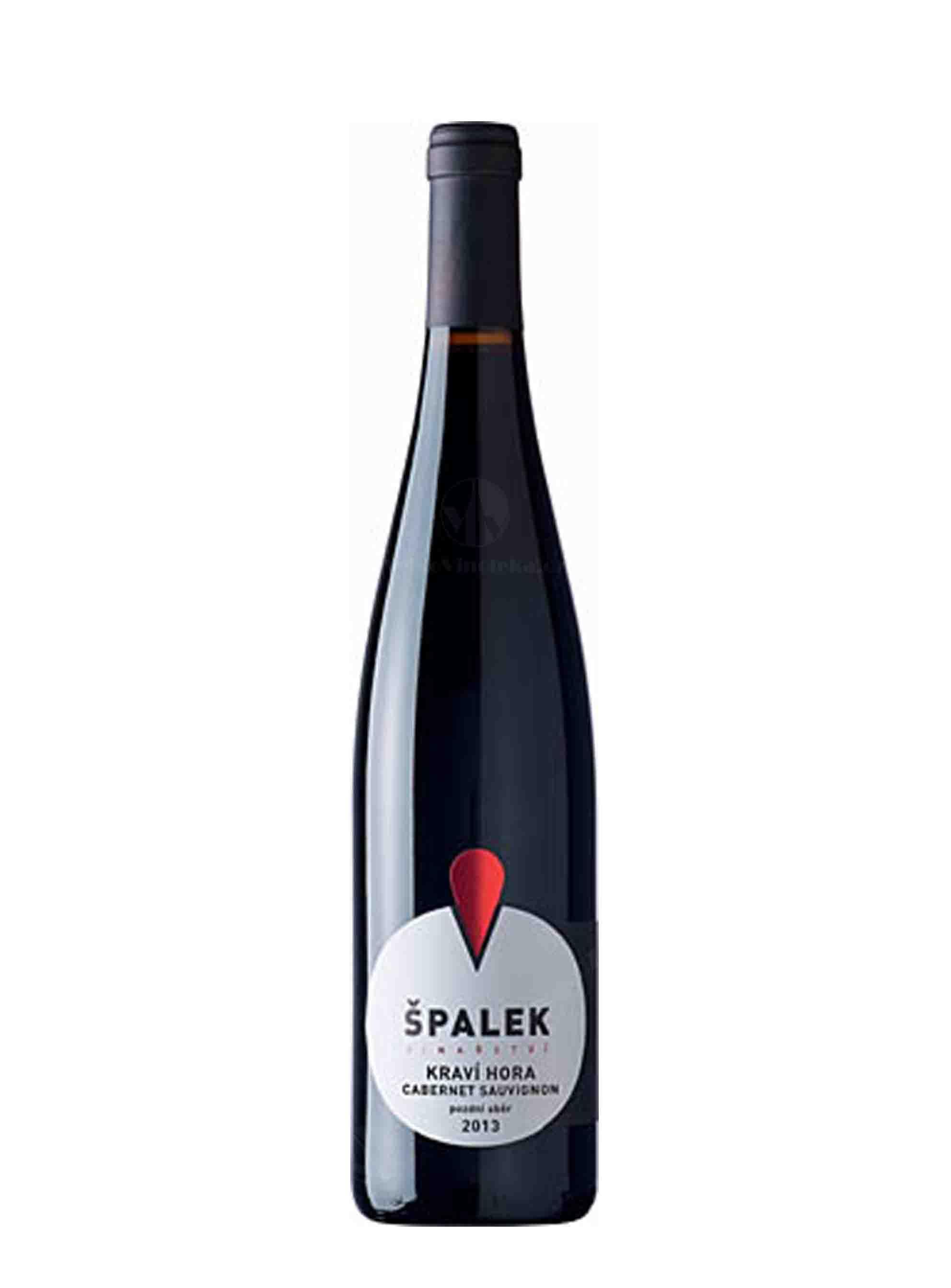 Cabernet Sauvignon, Pozdní sběr, 2013, Vinařství Špalek, 0.75 l