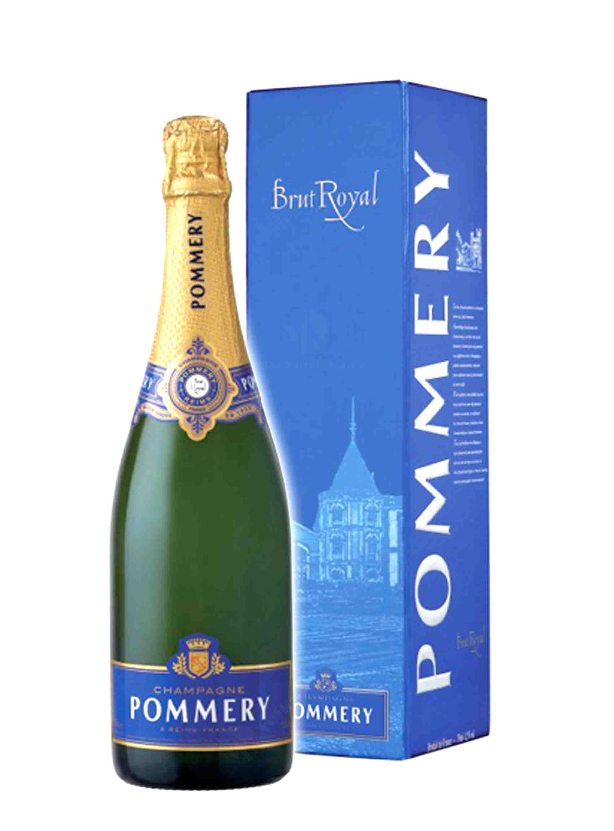 Cuvée, Royal, Pommery, 0.75 l