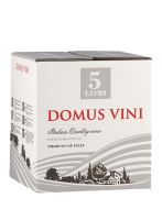 Pinot Grigio, Bag in Box, DOC, 2019, Domus Vinii, 5 l
