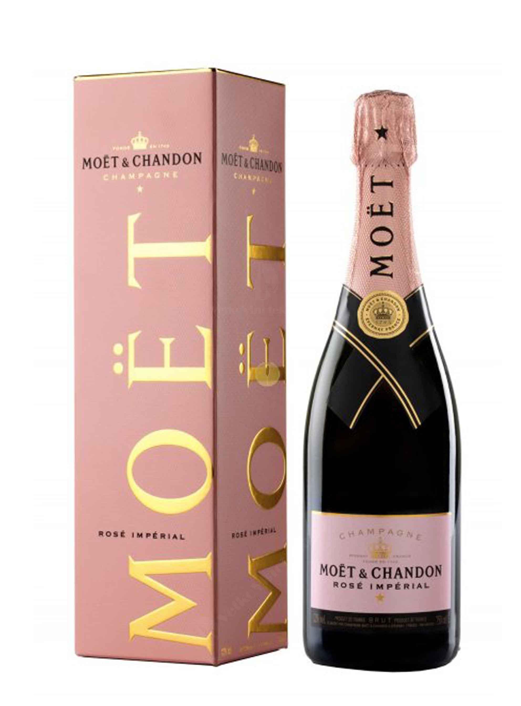 Champagne, Rosé Impérial, Moet - Chandon, 0.75 l