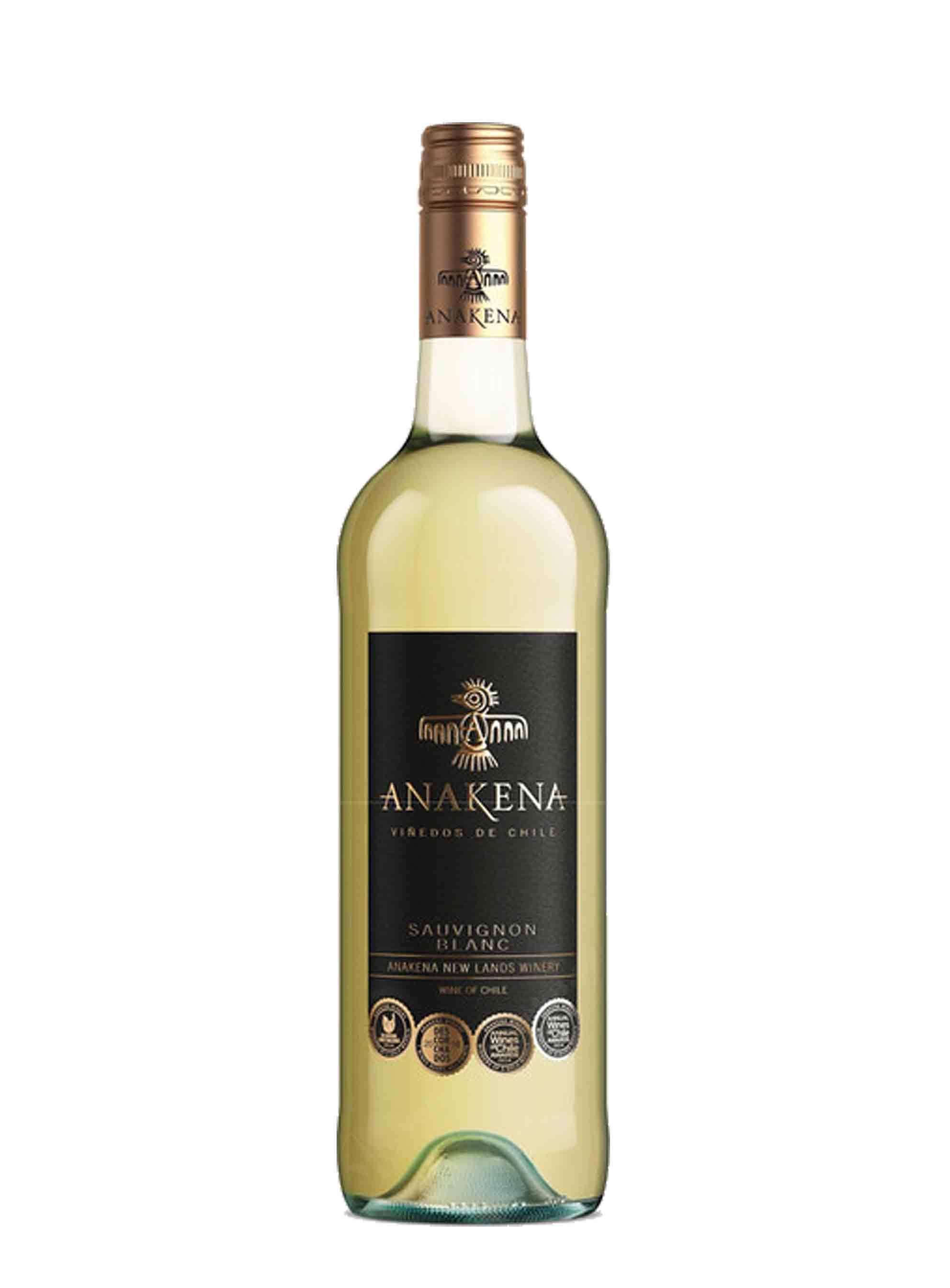 Sauvignon Blanc, 2015, Anakena Winery, 0.75 l