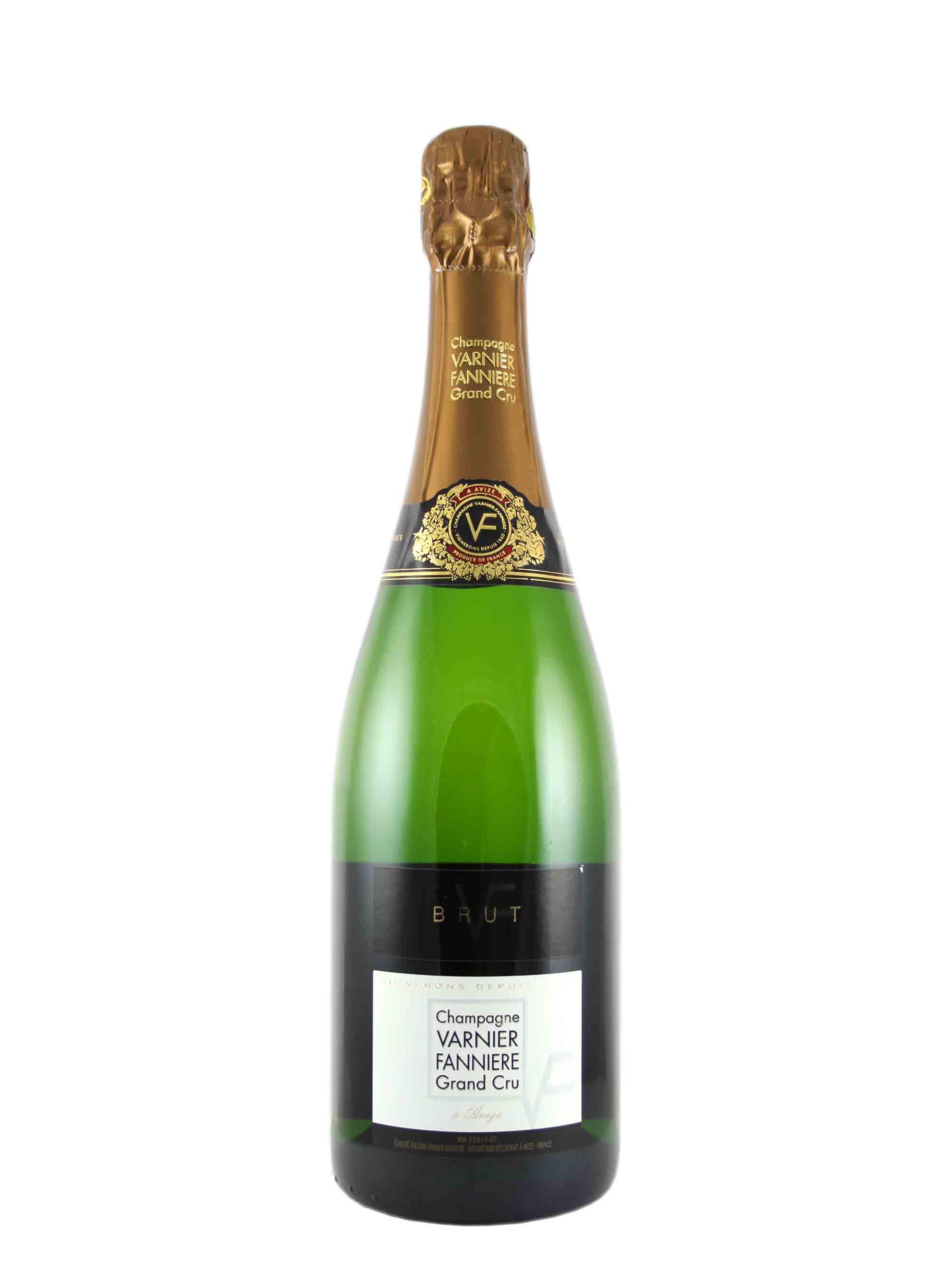 Chardonnay, Grand Cru Classé, Varnier - Fanniere, 0.75 l