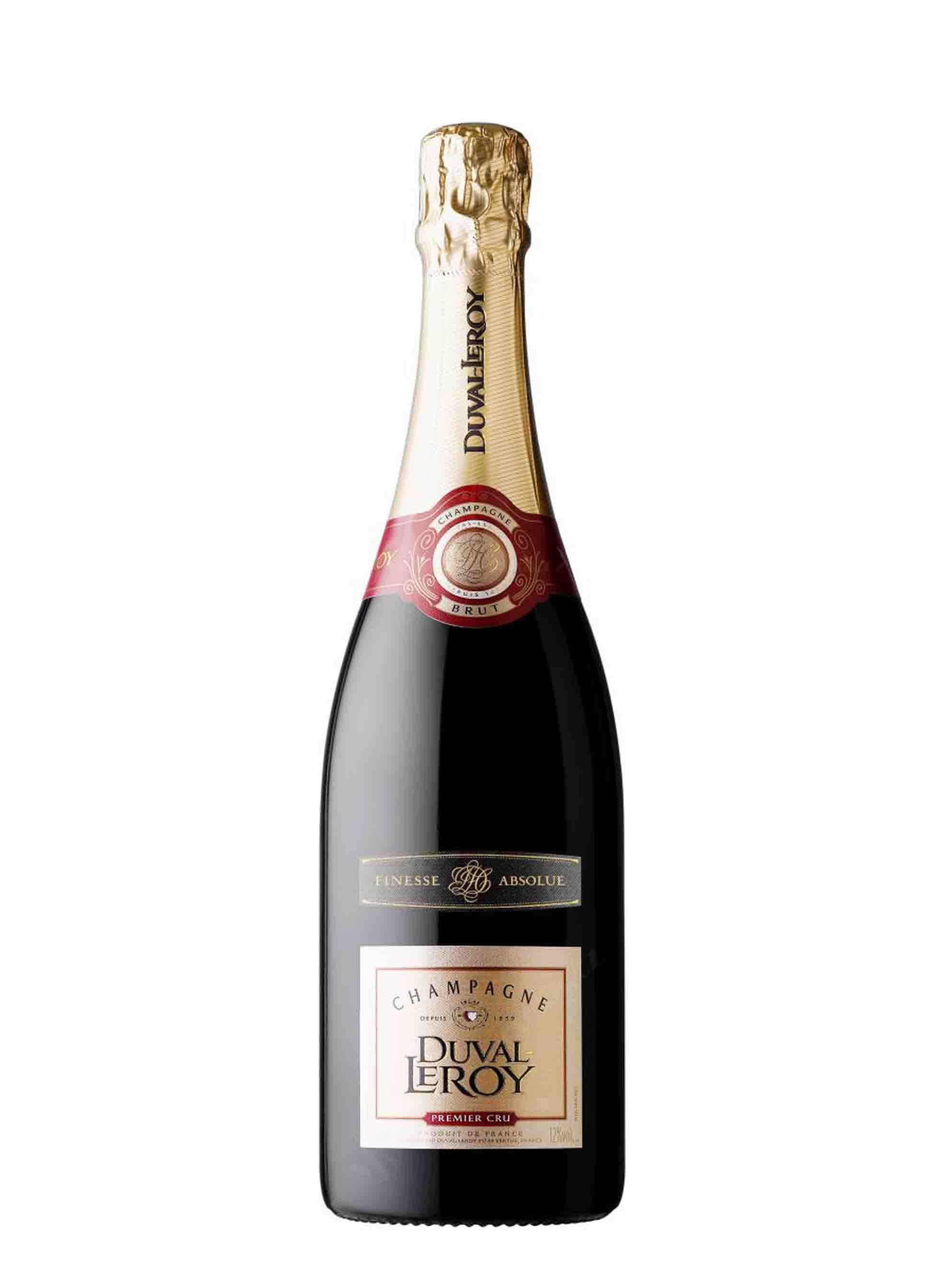 Cuvée, Fleur de Champagne, Premier Cru, Duval - Leroy, 0.75 l