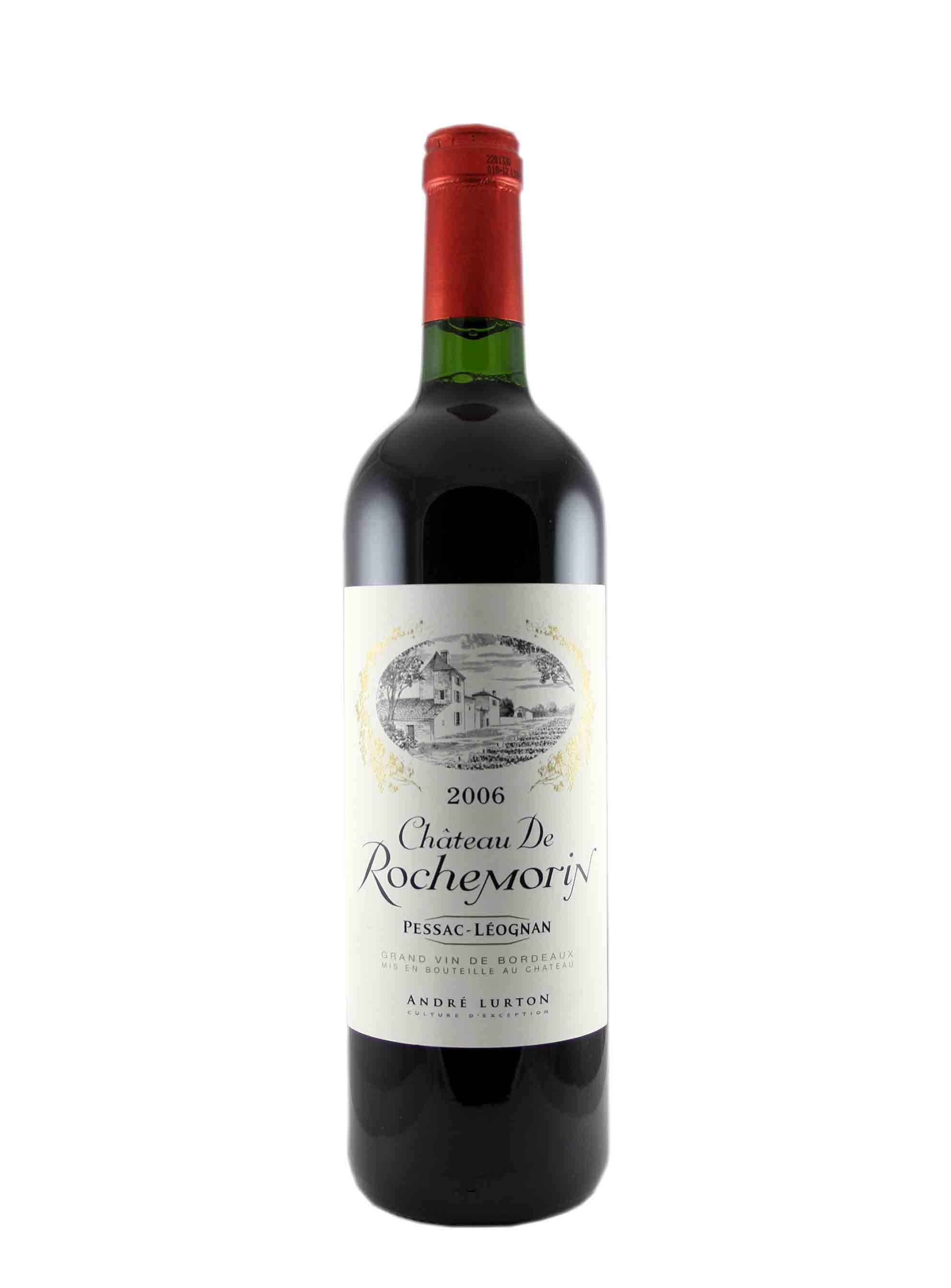 Cuvée, Rochemorin, AOC, 2006, André Lurton, 0.75 l