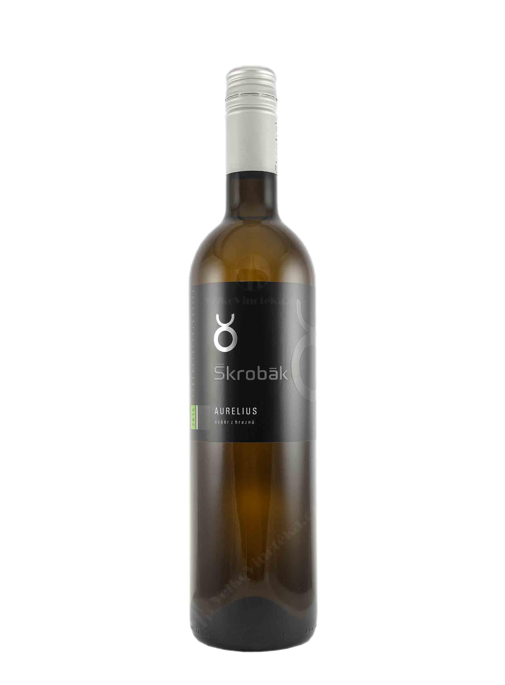 Aurelius, Výběr z hroznů, 2016, Vinařství Škrobák, 0.75 l