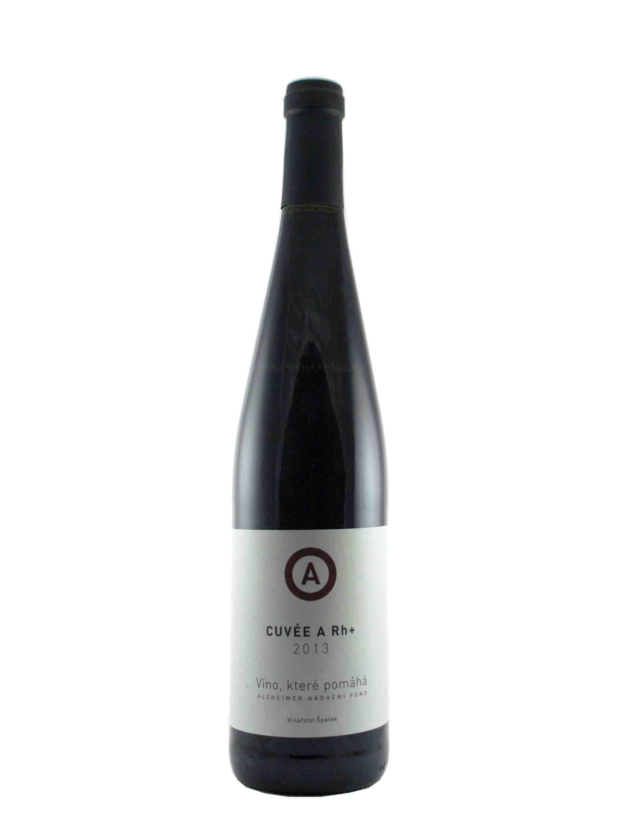 Cuvée, Zemské, 2013, Vinařství Špalek, 0.75 l