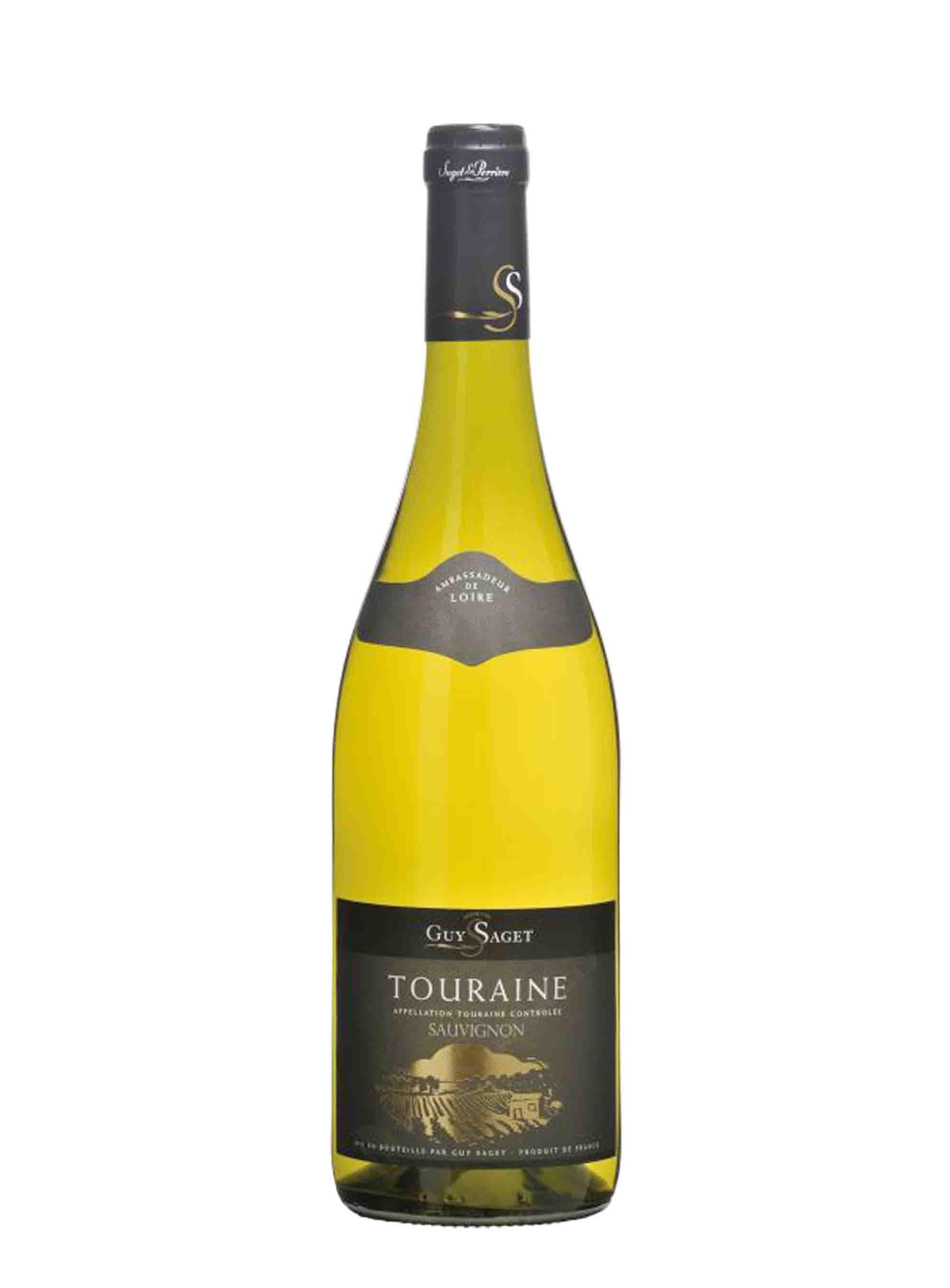 Sauvignon Blanc, AOC, 2014, Domaine Guy Saget, 0.75 l