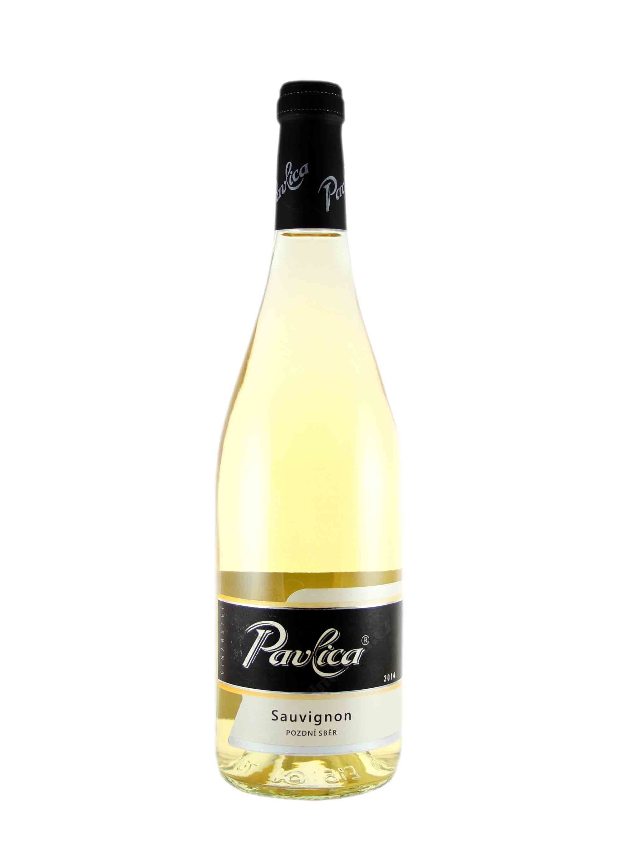 Sauvignon, Pozdní sběr, 2014, Vinařství Pavlica, 0.75 l