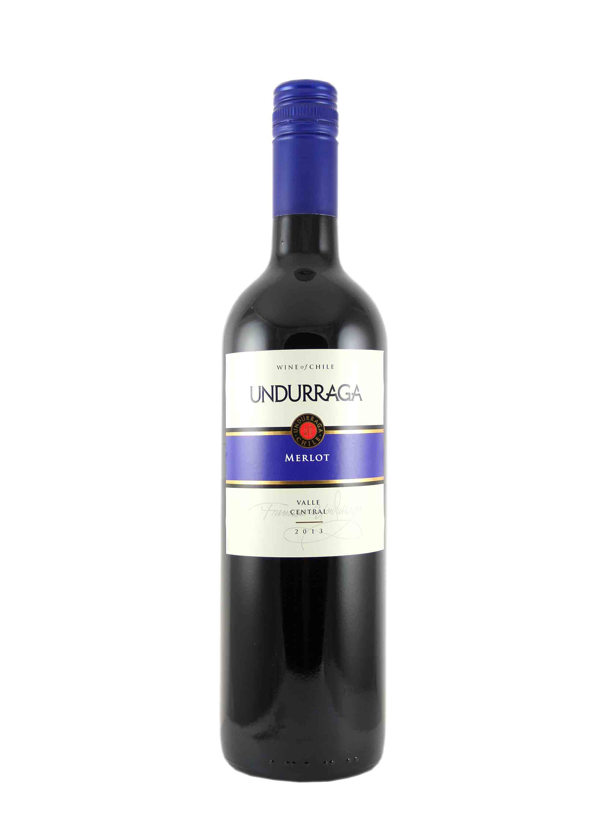 Merlot, Varietal Collection, 2013, Vina Undurraga, 0.75 l